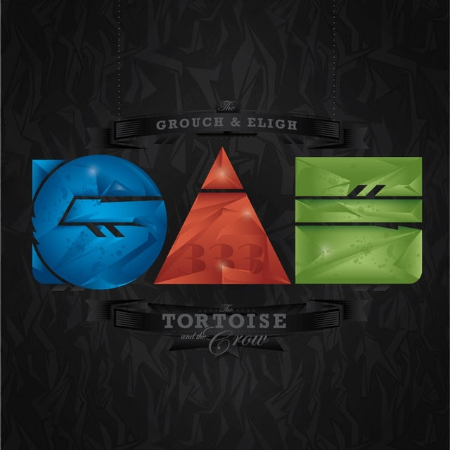 The Grouch & Eligh - The Tortoise and The Crow CD