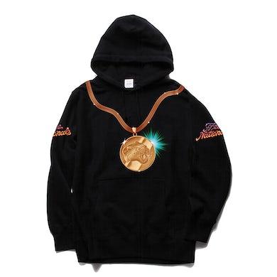 Free Nationals - Medallion Hoodie + Digital DL