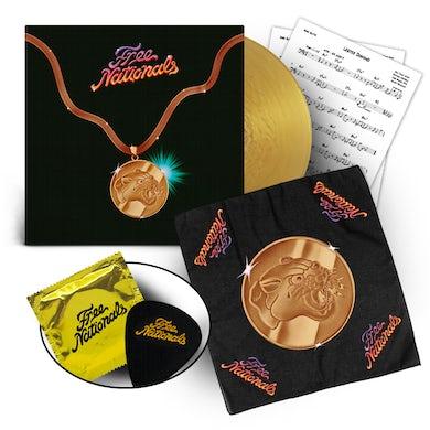 Free Nationals - Free Nationals Deluxe Boxset LP + Digital DL (Vinyl)