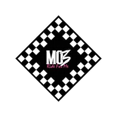 M03 Mo3 - Black Bandana