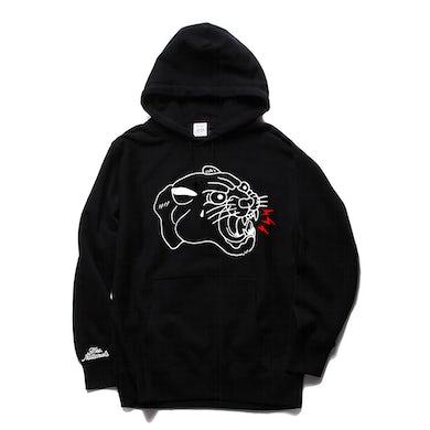 Free Nationals - Crimson Panther Hoodie + Digital DL