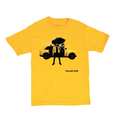 Key Glock - YT- Yellow-Gold T-Shirt + Download