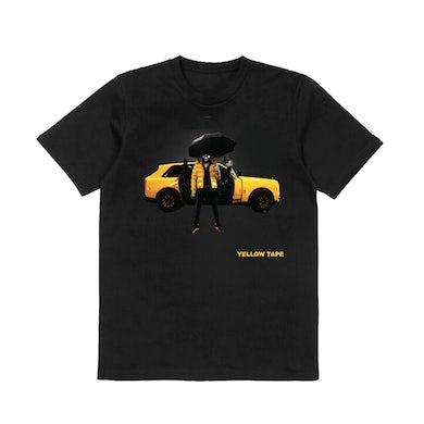 Key Glock - YT- Black T-Shirt + Download