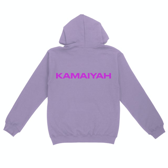 Kamaiyah - Got It Made - Dusted Lavender Hoodie + Album Download