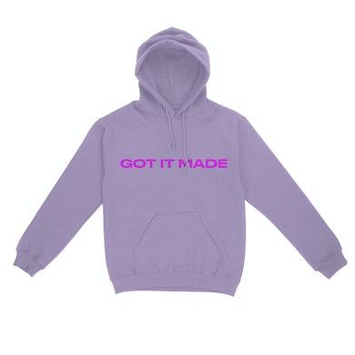 Kamaiyah - Got It Made - Dusted Lavender Hoodie