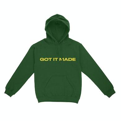 Got It Made - Oakland Green Hoodie