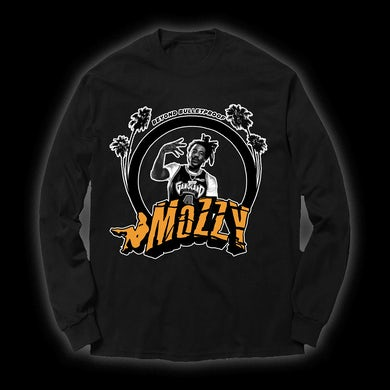 MOZZY - Orange Logo Long-sleeve + Download
