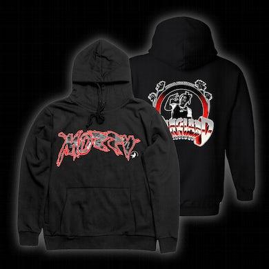MOZZY - California Gangland Black Hoodie + Download