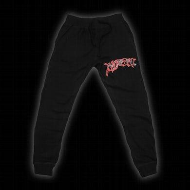 MOZZY - California Gangland Black Joggers