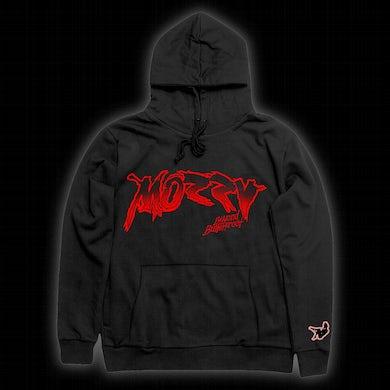 MOZZY- Mozzy 2020 Black Hoodie
