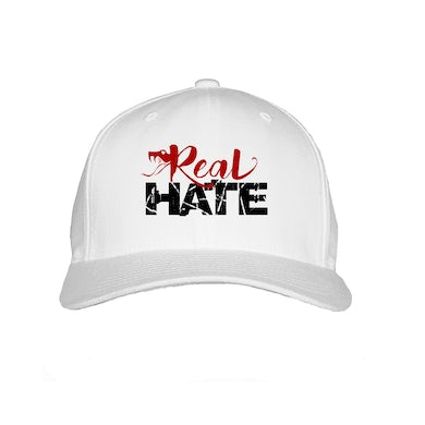 Real Hate - Snake White Hat + DL