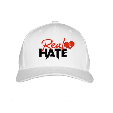 Philthy Rich - Real Hate - Heart White Hat + DL