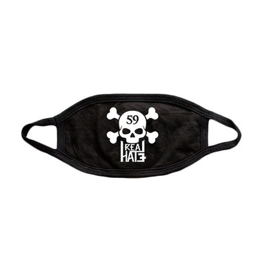 Philthy Rich - Real Hate - 59 Skull Black Mask + DL