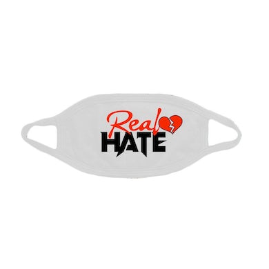 Philthy Rich - Real Hate - Heart White Mask + DL