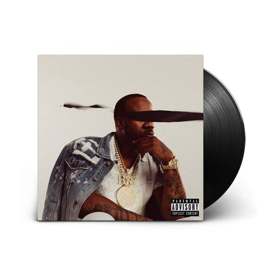 Benny The Butcher - Burden of Proof Black Vinyl