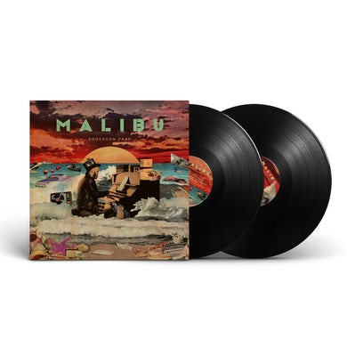 Anderson .Paak Malibu 2xLP - Vinyl Record