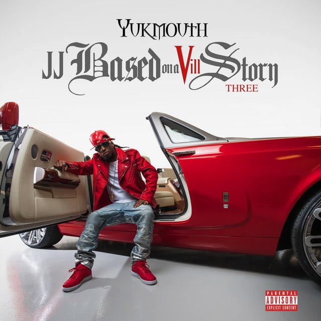Yukmouth - JJ Based On A Vill Story III (CD)