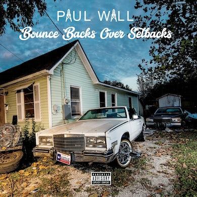 Paul Wall - Bounce Backs Over Setbacks (CD)