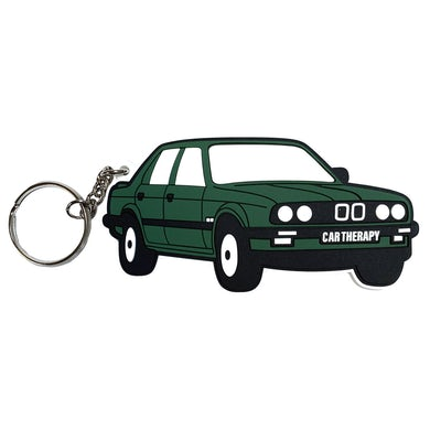 Car Therapy Keychain