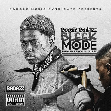 Boosie Badazz Boosie  Badazz - Bleek Mode (Rest in Peace Lil Bleek) CD