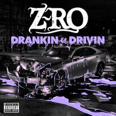 Z-Ro - Drankin' & Drivin' CD