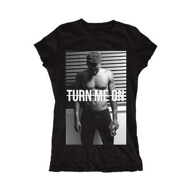 Konshens - Turn Me On Muscle T-Shirt (WMNS)