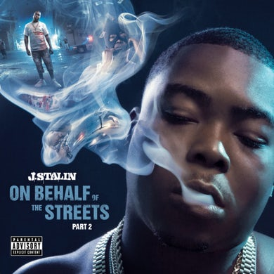 J. Stalin - On Behalf of the Streets Part 2 CD