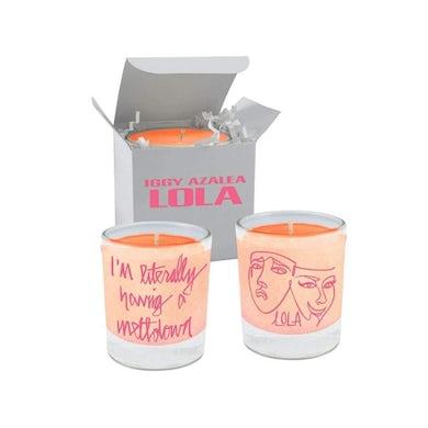 Iggy Azalea Lola - Meltdown Candle
