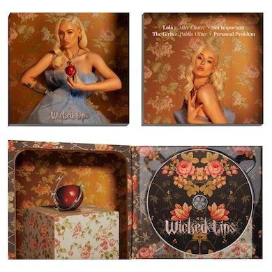 Iggy Azalea Wicked Lips CD