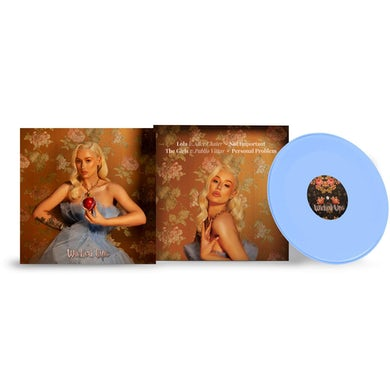 Iggy Azalea Wicked Lips LP (Vinyl)