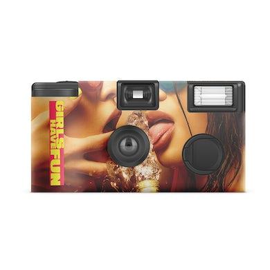 Tyga GIRLS HAVE FUN Disposable Camera + Legendary Digital Download