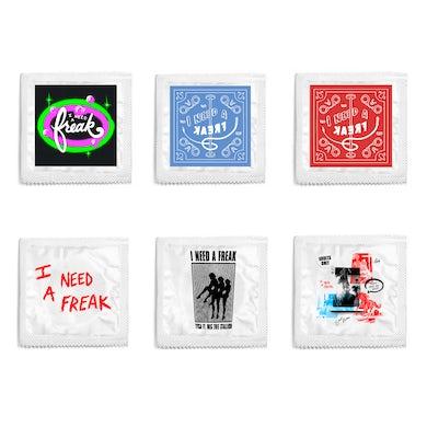 Tyga FREAK Condom 6 Pack