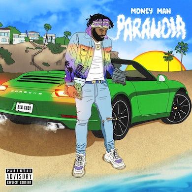 Money Man- Paranoia CD + Digital Download
