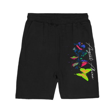 August Alsina Transitions Black Shorts + Download
