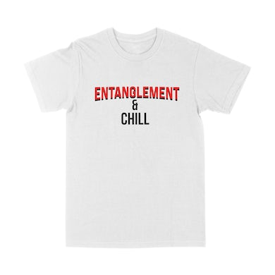 August Alsina Entanglement & Chill White T-Shirt