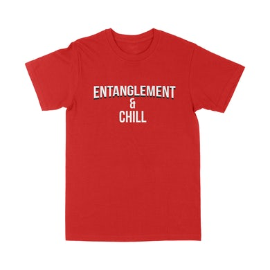 August Alsina Entanglement & Chill Red T-Shirt