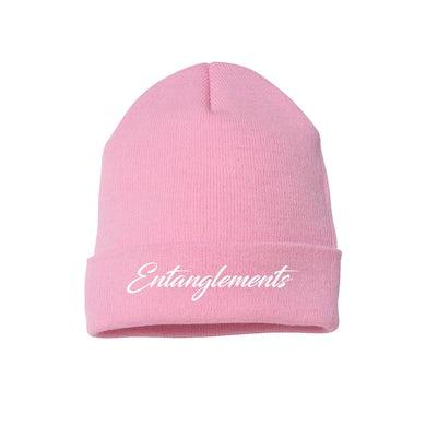August Alsina Entanglements Light Pink Beanie