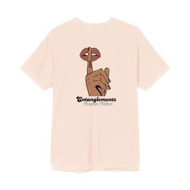 August Alsina Entanglements Whisper Peach T-Shirt