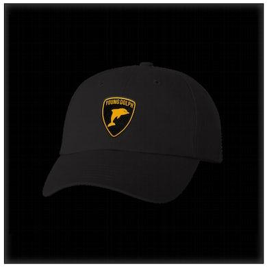 RICH SLAVE - Dolph Emblem Black Hat Bundle: Hat + Download