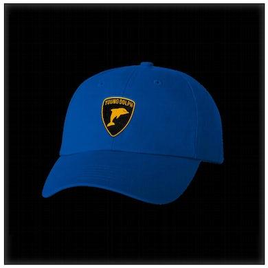 RICH SLAVE - Dolph Emblem Blue Hat Bundle: Hat + Download