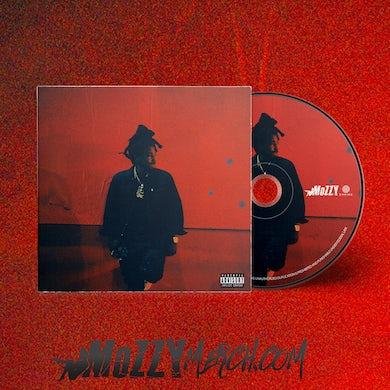 Mozzy UNTREATED TRAUMA CD