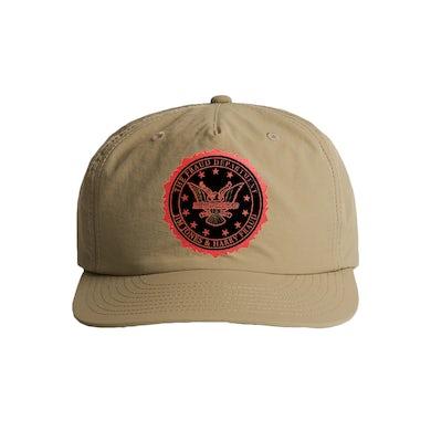 Jim Jones Fraud Department Nylon Surf Hat - Khaki