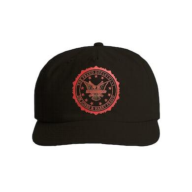 Fraud Department Nylon Surf Hat - Black