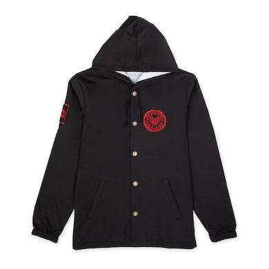 Fraud Department Work Jacket - Black