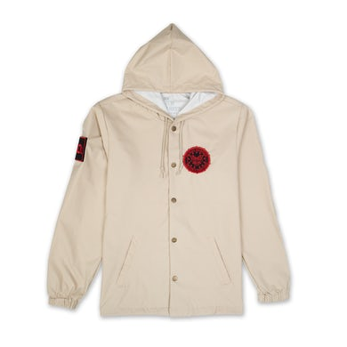 Fraud Department Work Jacket - Khaki
