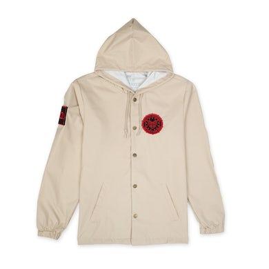 Jim Jones Fraud Department Work Jacket - Khaki