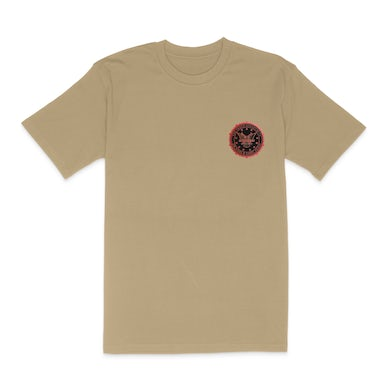 Fraud Department Seal Tee - Khaki