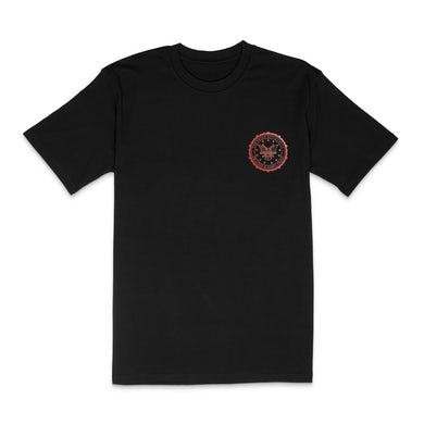 Fraud Department Seal Tee - Black