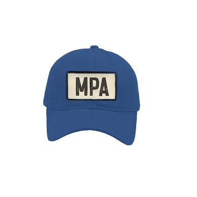 Peewee Longway MPA Blue Dad Hat