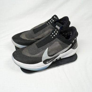 AllBlack P-Lo: Nike Adapt BB - Black / White